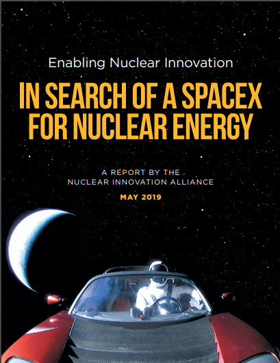 In Search of a SpaceX for Nuclear Energy